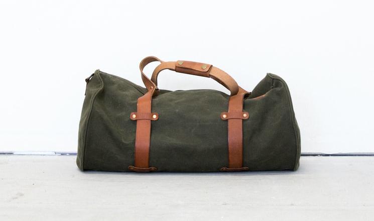 duffle bag- luggage